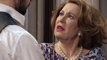 Alonso saca toda su agresividad con Ana María