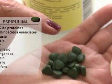 Frame 23.494095 de: La espirulina, el nuevo superalimento