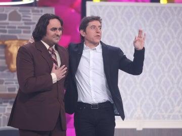 """Mónica Naranjo, a Manu rodríguez: """"Te felicito por esta actuación, bravo"""""""