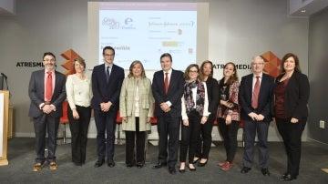 ATRESMEDIA, sede anfitriona de la presentación de la VII Semana Internacional del Voluntariado Corporativo