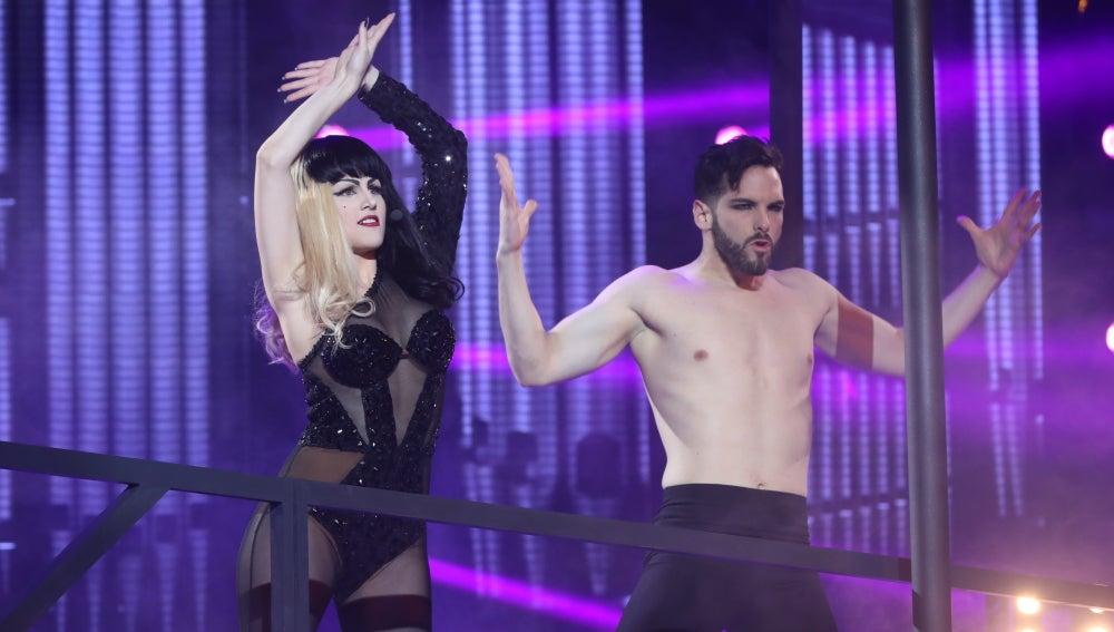 Georgia Stweart nos hace rozar la gloria como Lady Gaga con 'The Edge of Glory'