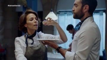 Frame 32.839732 de: ¿Son buenos cocineros Jon Plazaola y Nerea Garmendia?