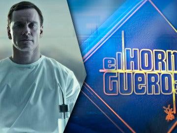 El actor de 'Alien: Covenant', Michael Fassbender, visitará el lunes 8 de mayo 'El Hormiguero 3.0'