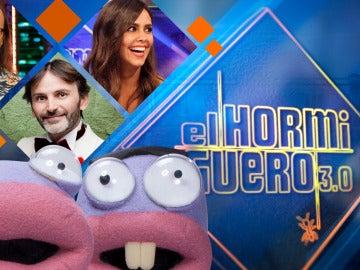 La semana del humor llega a 'El Hormiguero 3.0' con Fernando Tejero, Santiago Segura y Cristina Pedroche