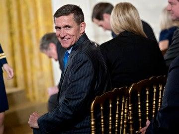 Ex asesor de Seguridad Nacional de EEUU, Michael Flynn