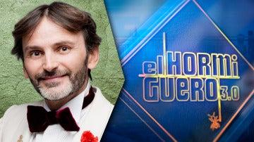 Fernando Tejero se divertirá el lunes en 'El Hormiguero 3.0' junto a Pablo Motos