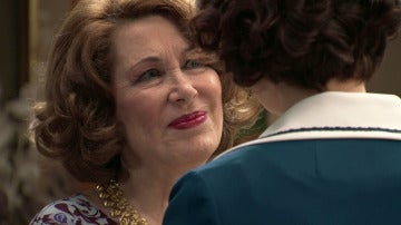 La emotiva despedida de Marta y Ana María