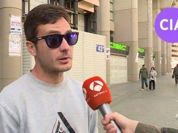 Frame 3.650952 de: ¿La CIA o la BBC? Los aficionados del Real Madrid opinan