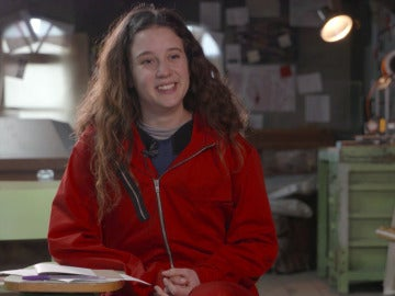 """María Pedraza: """"En el secuestro, Alison se descubre física y psicológicamente"""""""
