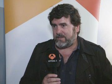 """Fernando Soto: """"Ángel es muy fiel a Raquel y vivirá el secuestro muy en profundidad"""""""