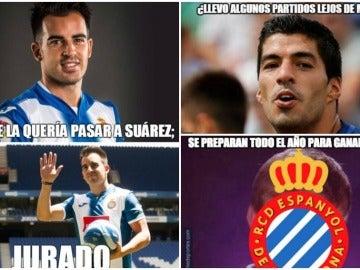 Los mejores 'memes' del Espanyol-Barcelona
