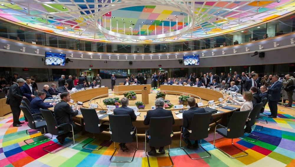 Cumbre de los líderes de la Unión Europea