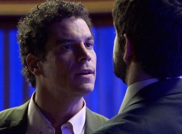 Rafael amenaza de muerte a Alonso