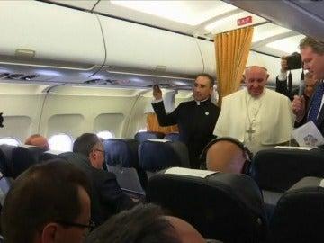 Frame 1.209746 de: El papa Francisco apela a Noruega para interceder entre Corea del Norte y Estados Unidos