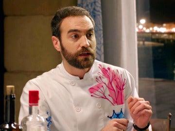 """Iñaki descubre lo que temía: """"Horacio está enamorado de Carmen"""""""