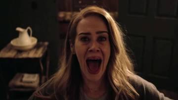 Sarah Paulson en la sexta temporada de 'American Horror Story'