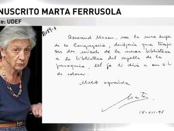 """Frame 29.597644 de: UDEF cifra en 69 millones el """"beneficio no justificado"""" de la familia Pujol-Ferrusola en sus cuentas de Andorra"""