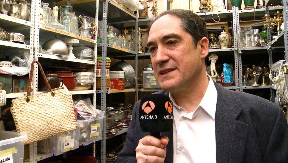"""Alfonso Lara: """"El inspector Caldas otorgará grandes dosis de misterio"""""""