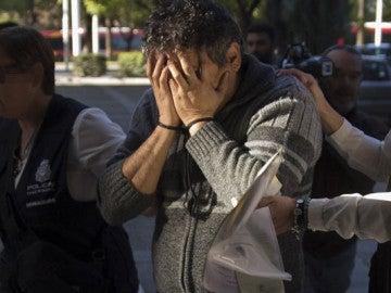 El acusado de la violación en el parque María Luisa de Sevilla