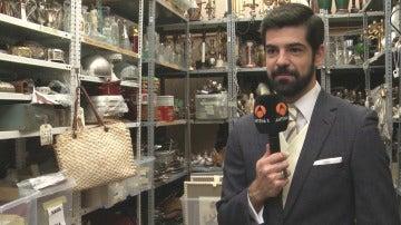 """Miguel Ángel Muñoz: """"Hemos rodado la muerte de Alonso con siete personajes diferentes"""""""