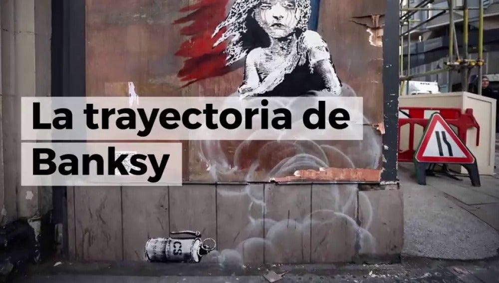 Frame 4.200353 de: La trayectoria de Banksy