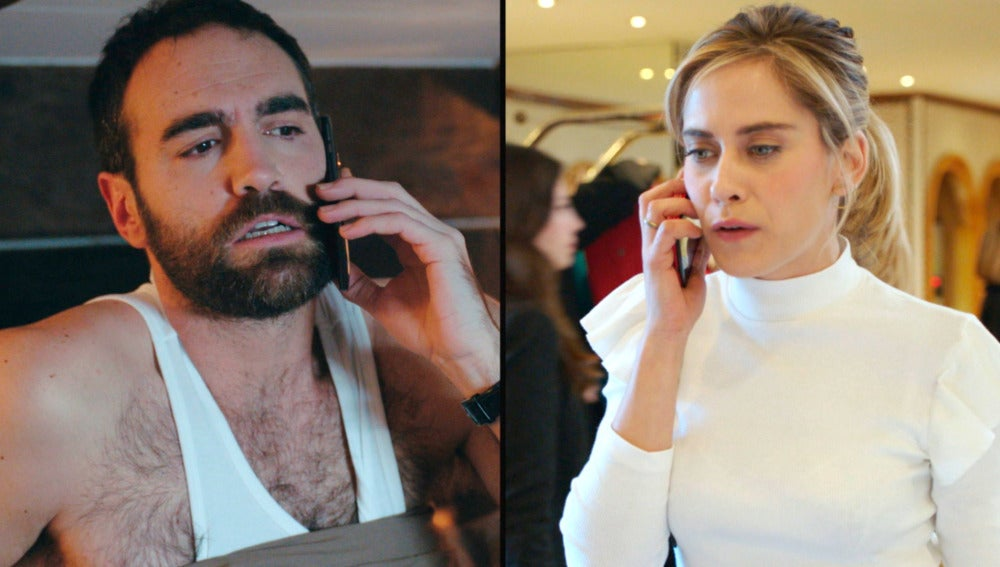 Iñaki se muere de celos pensando en Carmen y Horacio juntos en Sevilla