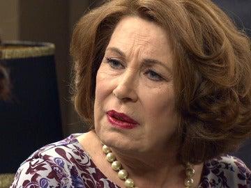 Ana María no puede ni imaginarse qué tiene que contarle Marta
