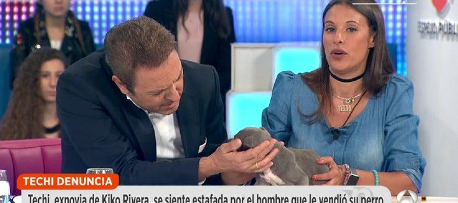 Antena 3 tv 39 techi 39 acude al plat de espejo p blico for Ver espejo publico hoy