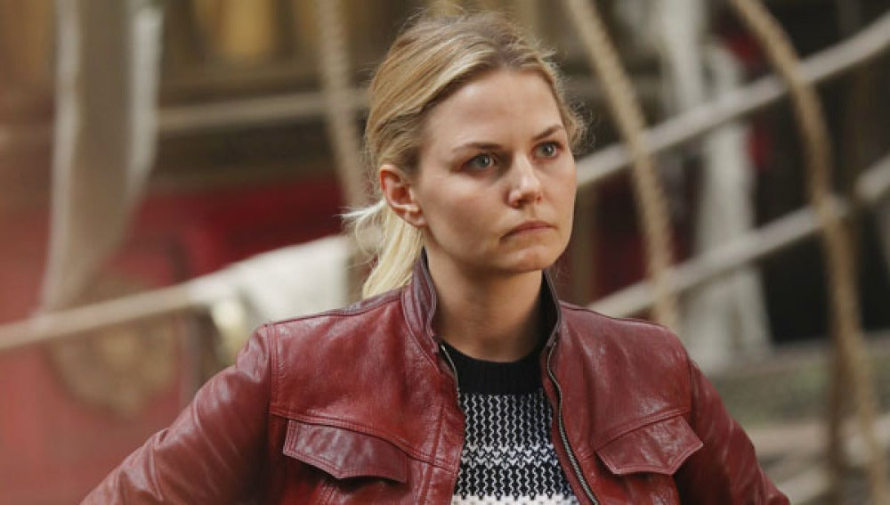 Jennifer Morrison como Emma Swan en 'Once Upon A Time'