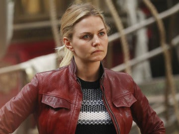 Jennifer Morrison como Emma Swan en 'Once Upon A Time'