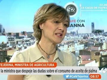 García Tejerina en Espejo Público