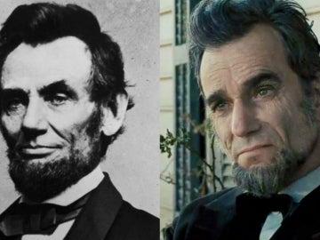 Abraham Lincoln y Daniel Day-Lewis