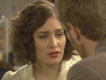 Camila, ¿infiel a Hernando con Nicolás?