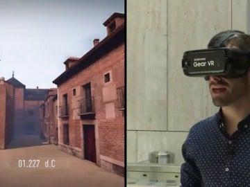 Frame 37.17539 de: El Museo Arqueológico Nacional recrea la historia a través de realidad virtual