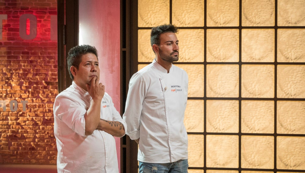 Montoro o Víctor, solo uno pasa a la gran final de 'Top Chef'