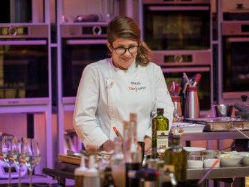 Rakel gana la prueba de fuego en la semifinal de 'Top Chef'