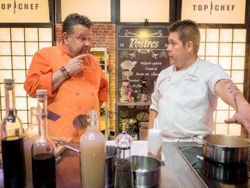 """Alberto Chicote, el """"látigo castigador"""" de 'Top Chef'"""