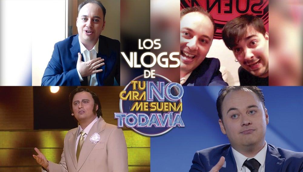 Juan Manuel Punzano nos dedica una bella canción antes de su paso por 'Tu cara no me suena todavía'
