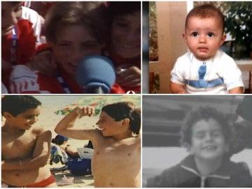 Los orígenes humildes de los jugadores de Real Madrid y Atlético