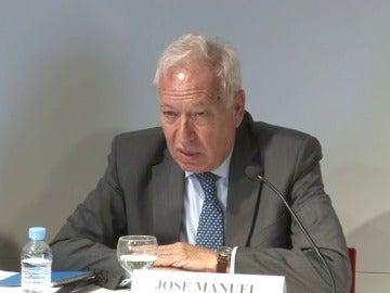 Frame 11.953163 de: Margallo propuso aplicar el artículo 155 por un día para frenar el 9N