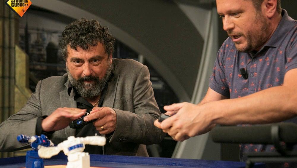 El Monaguillo, a punto de conseguir su renovación en 'El Hormiguero 3.0' con los inventos japoneses más ingeniosos