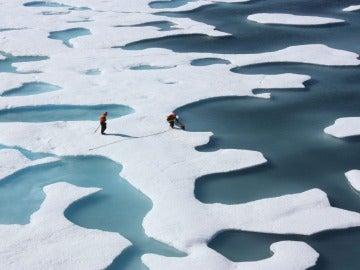 La construcción de molinos de viento en el Ártico podría ser la solución al deshielo