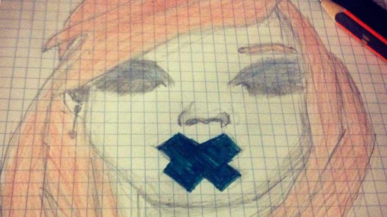 El dibujo de una niña ayuda a desvelar que sufría abusos sexuales a diario