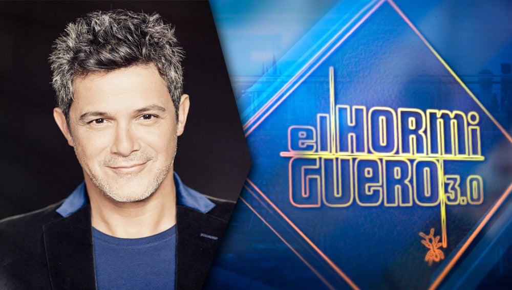 Alejandro Sanz visita 'El Hormiguero 3.0'