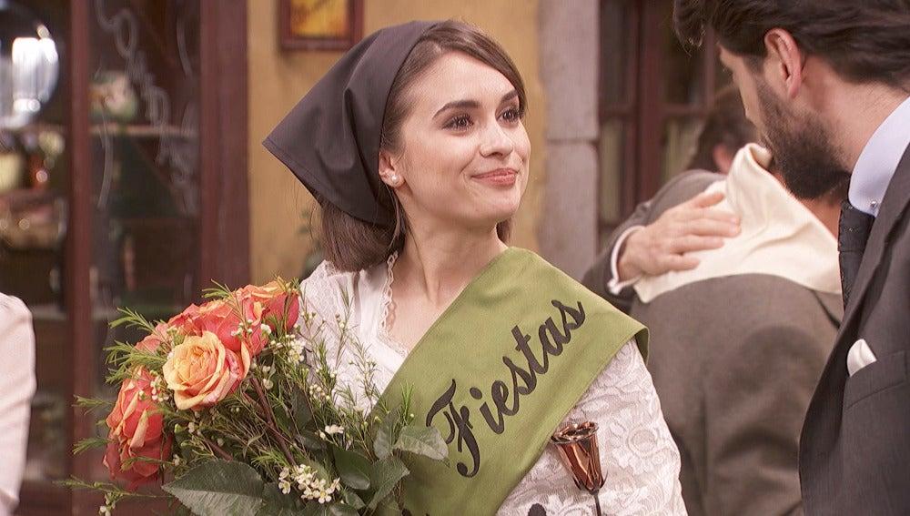 Beatriz Dos Casas, ¡la mujer más bella de Puente Viejo!