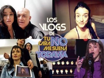 Lara Chaves se mimetiza con Luz Casal días antes de participar en 'Tu cara no me suena todavía'