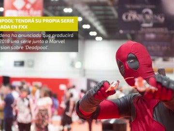 Frame 6.107946 de: 'Deadpool' tendrá su propia serie animada en FXX