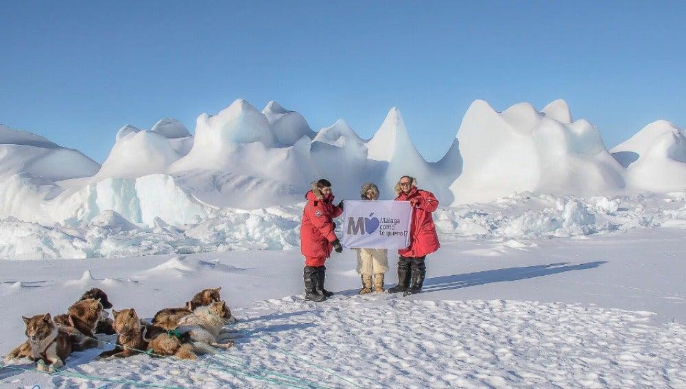 Un censo de Groenlandia,hecho por españoles, revela más animales que personas