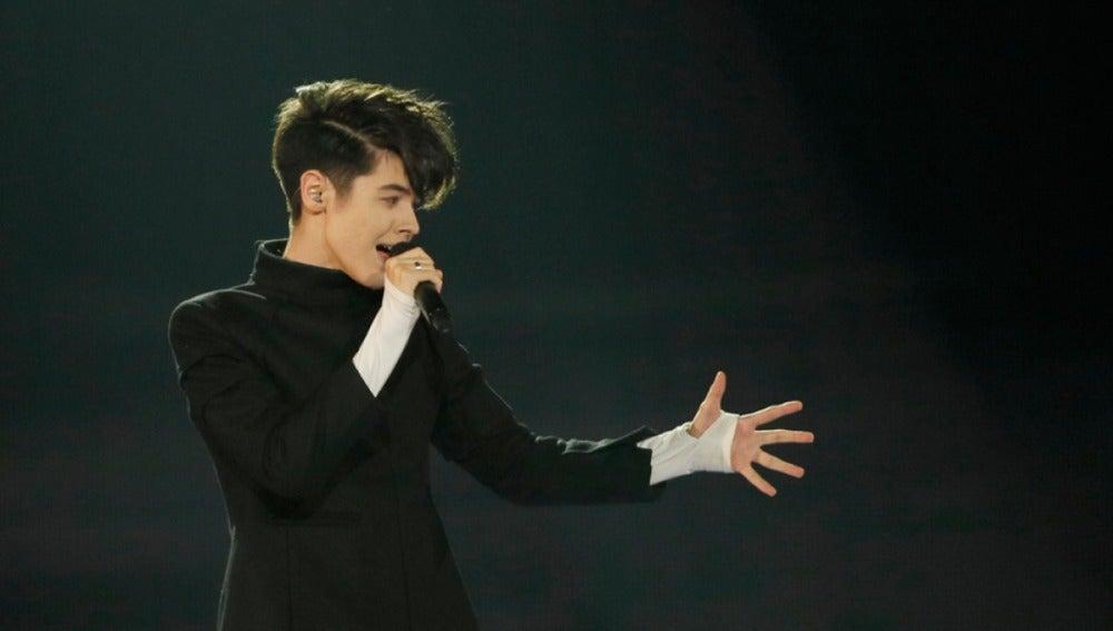 El representante de Bulgaria en Eurovisión