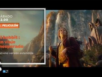 Frame 8.334919 de: Estreno de la versión extendida de 'El Hobbit: un viaje inesperado' en El Peliculón